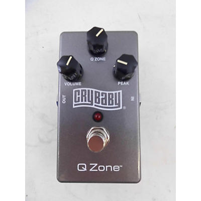Dunlop Q-z1 Cry Baby Q-Zone Effect Pedal