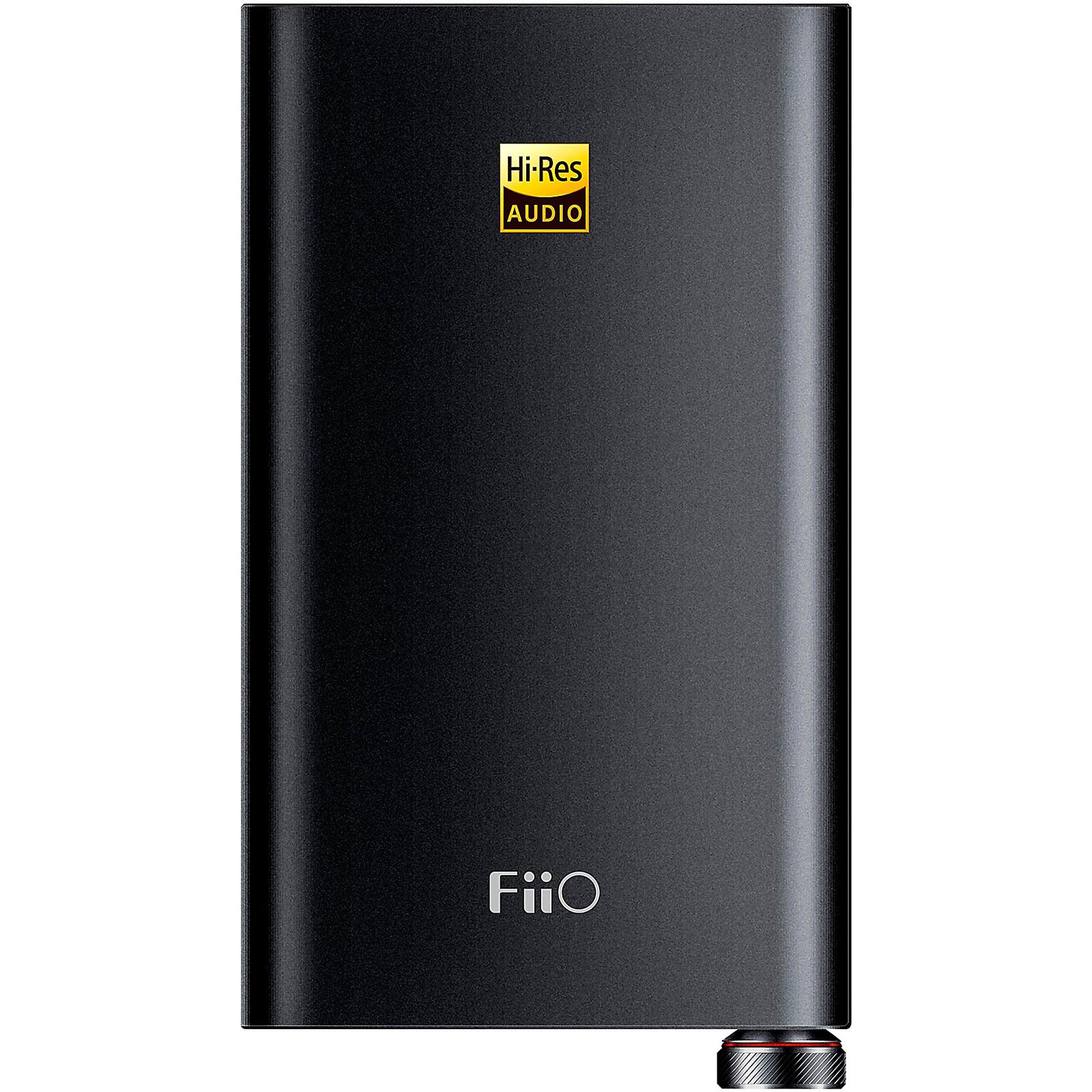 FiiO Q1-II Portable USB DAC and Headphone Amp—Native DSD DAC/Amp for iPhone