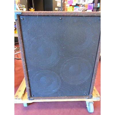 Bag End Q10BX-D 4x10 Bass Cabinet