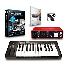 Q25 25-Key MIDI Keyboard Controller Packages Intermediate Production Package