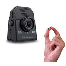 Zoom Q2n-4K Handy Video Recorder with Memory Card