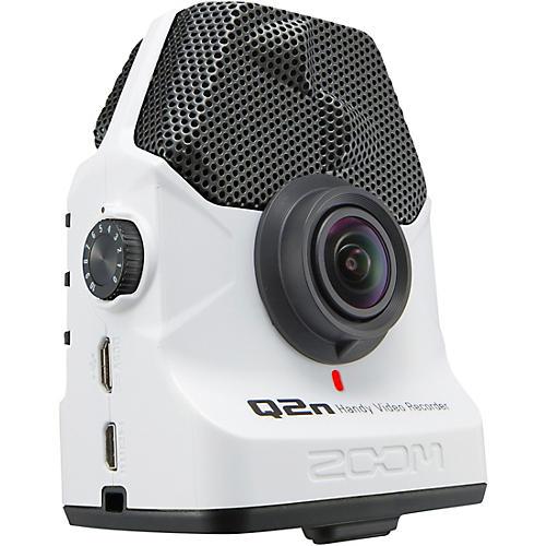 Zoom Q2n Handy Video Recorder White Edition