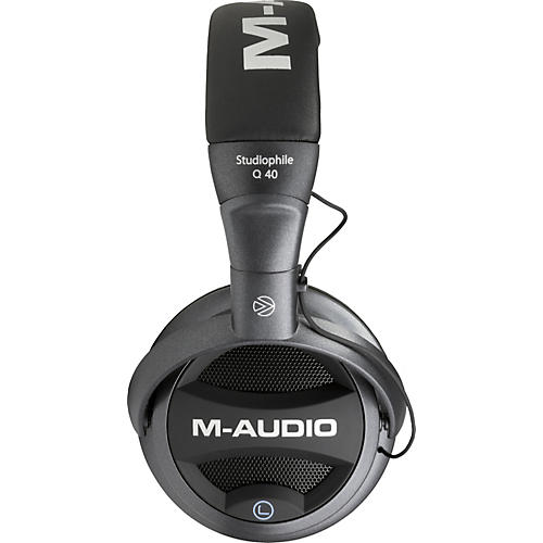 M-Audio Q40 Studiophile Dynamic Headphones