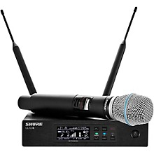 Open BoxShure QLX-D Digital Wireless System with Beta 87A Condenser Microphone