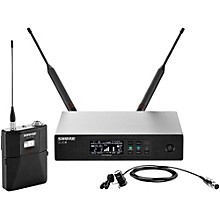 QLX-D Digital Wireless System with WL184 Supercardioid Lavalier Band H50