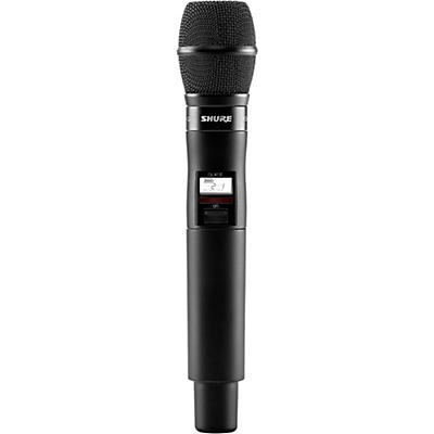 Shure QLX-D Wireless System with KSM9 Handheld Transmitter