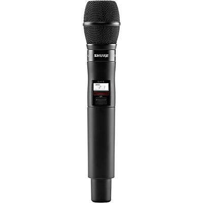Shure QLXD2/KSM9HS Handheld Transmitter with KSM9HS Microphone