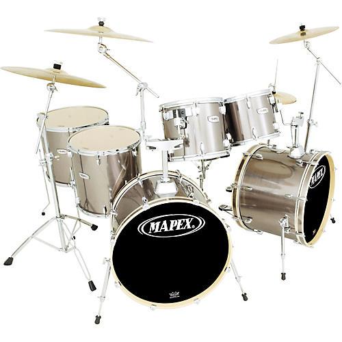 Mapex QR 7 Piece Double Bass Drum Set