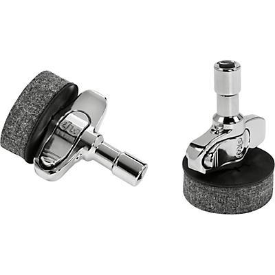 DW QR Wing Nut/Drum Key 2-Pack