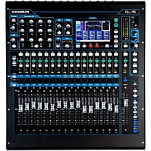 Open BoxAllen & Heath QU-16 Chrome Edition Digital Mixer