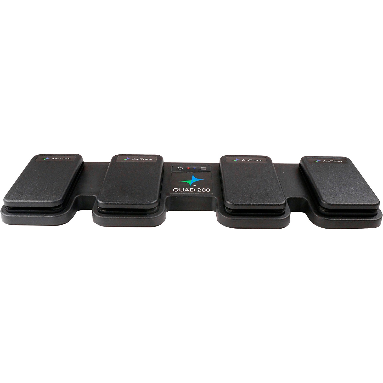 AirTurn QUAD 200 Four Pedal Wireless Controller