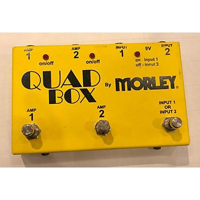 Morley QUAD BOX Pedal