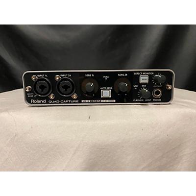 Roland QUAD CAPTURE Audio Interface