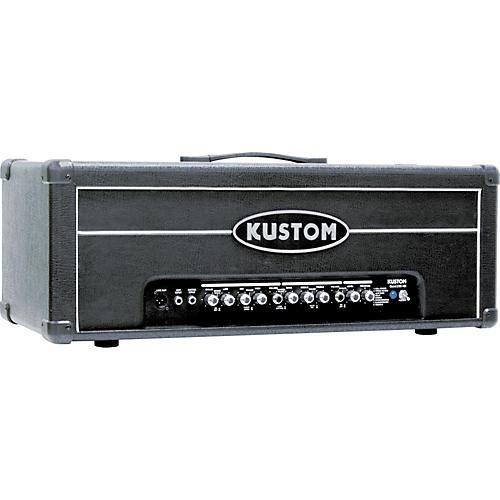 Kustom Quad 200DFX Guitar Amp Head