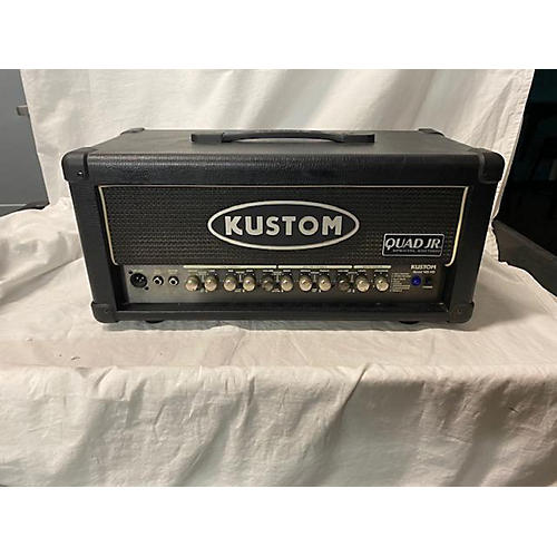 Quad Jr Solid State Guitar Amp Head