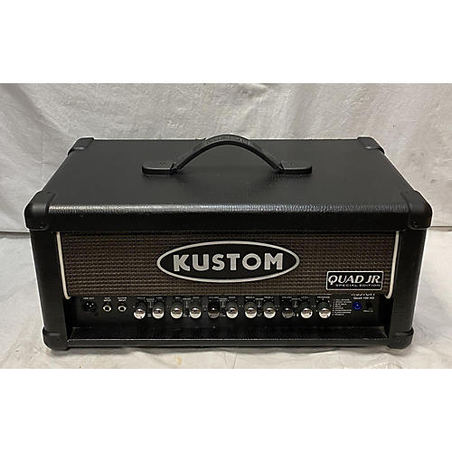 Kustom Quad Jr Special Edition 100HD Solid State Guitar Amp Head