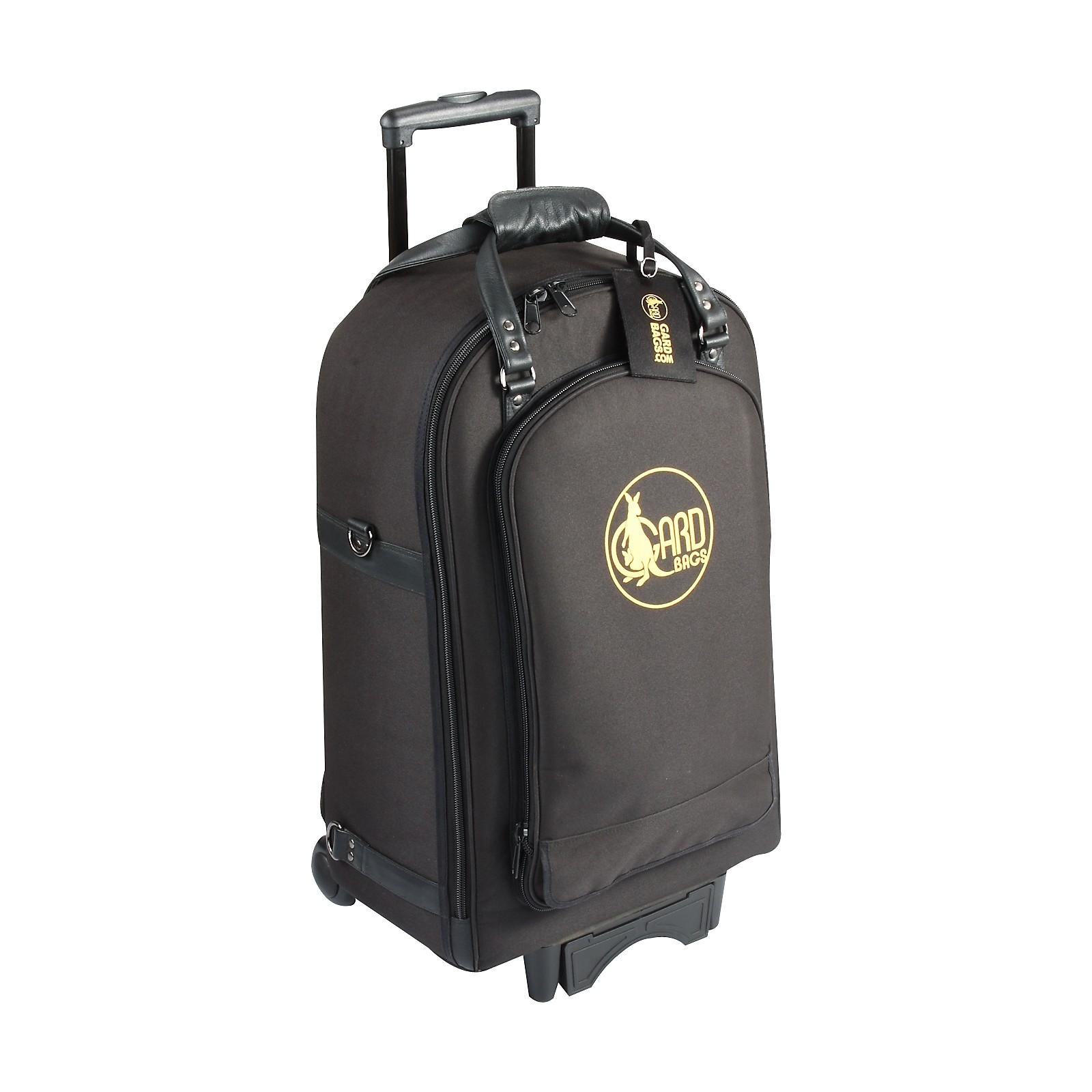 Gard Quad Trumpet Wheelie Bag