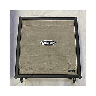 Kustom Quadst 412a Guitar Cabinet