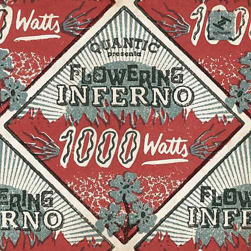 Alliance Quantic Presents Flowering Inferno - 1000 Watts