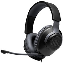 JBL Quantum 100 Gaming - Wired Over-Ear Headset