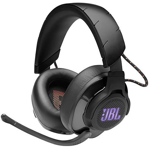 JBL Quantum 600 2.4 Ghz Wireless Over-Ear Gaming Headset Black