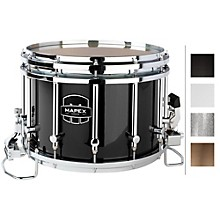 Quantum Agility Snare Drum 14 x 10 in. Gloss Black/Gloss Chrome Hardware
