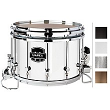 Quantum Agility Snare Drum 14 x 10 in. Gloss White/Gloss Chrome Hardware