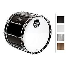 Quantum Bass Drum 20 x 14 in. Gloss White/Gloss Chrome Hardware