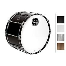 Quantum Bass Drum 26 x 14 in. Gloss Black/Gloss Chrome Hardware