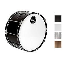 Quantum Bass Drum 28 x 14 in. Gloss Black/Gloss Chrome Hardware