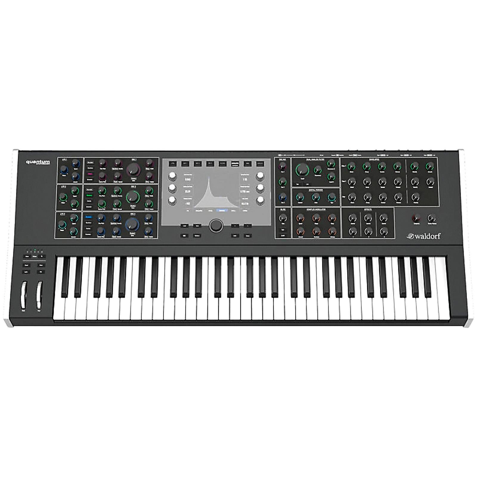Waldorf Quantum Digital/Analog Hybrid Synthesizer