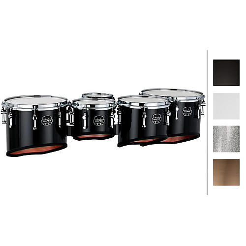 mapex quantum marching tenor drums sextet 6 8 10 12 13 14 in musician 39 s friend. Black Bedroom Furniture Sets. Home Design Ideas