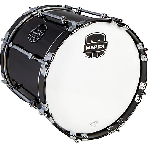 Mapex Quantum Mark II Bass Drum Condition 1 - Mint 20 in. Gloss White