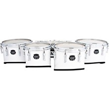 Quantum Mark II California Cut Quint Tenors 6, 8, 10, 12, 13 in. Gloss White