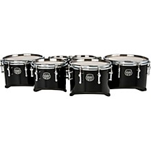Quantum Mark II California Cut Sextet Tenors 6, 6, 8, 10, 12, 13 in. Gloss Black