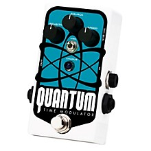 Open Box Pigtronix Quantum Time Modulator Guitar Effects Pedal