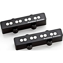 Open Box Seymour Duncan Quarter Pound Jazz Bass Pickup Set