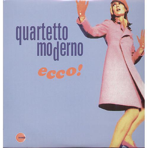 Alliance Quartetto Moderno - Ecco!