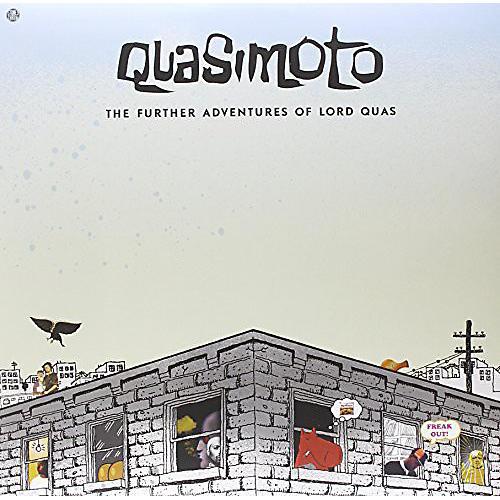 Alliance Quasimoto - The Further Adventures of Lord Quas