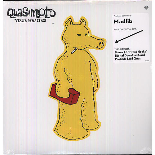 Alliance Quasimoto - Yessir Whatever