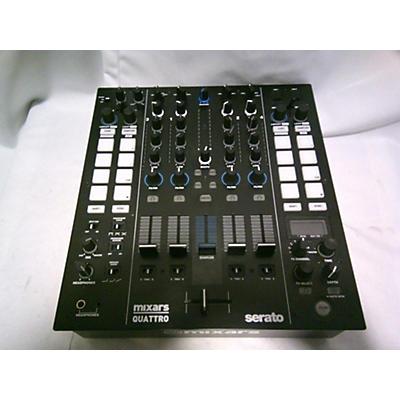 Mixars Quattro 4-Channel DJ Mixer