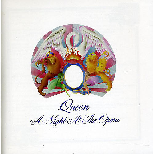 Alliance Queen - A Night At The Opera (CD)