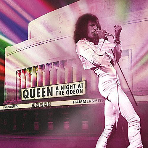 Alliance Queen - A Night At the Odeon