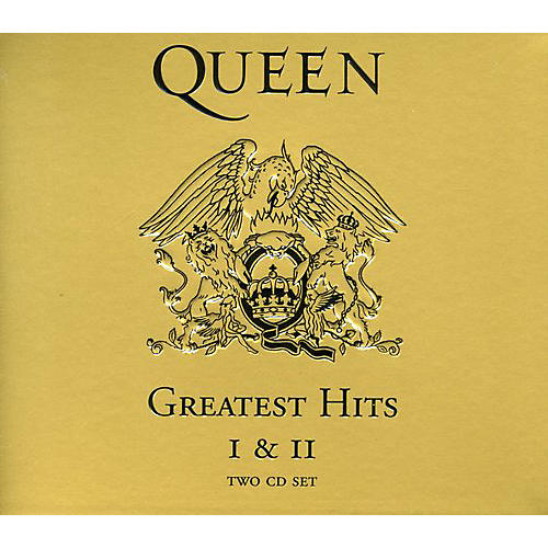 Alliance Queen - Greatest Hits 1 & 2 (CD)