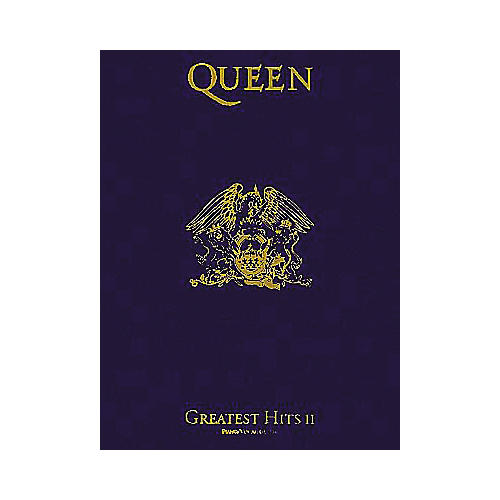 Hal Leonard Queen - Greatest Hits II Songbook