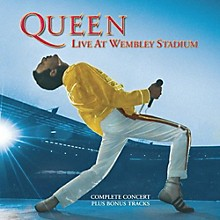 Queen - Live at Wembley Stadium (CD)