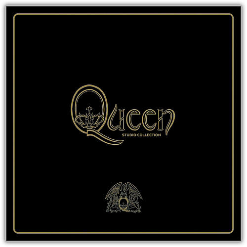 Universal Music Group Queen  - Queen Studio Collection  [17LP]