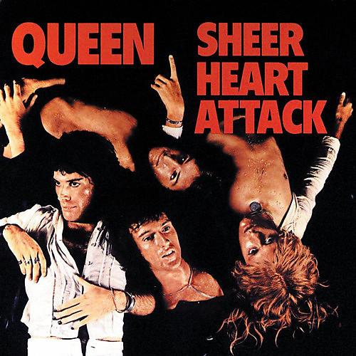 Alliance Queen - Sheer Heart Attack