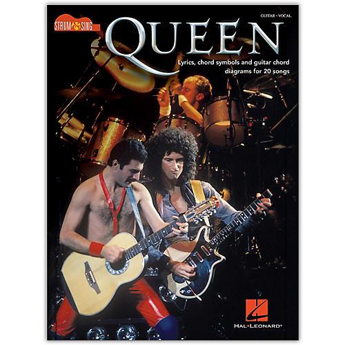 Hal Leonard Queen - Strum & Sing Guitar