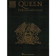 Hal Leonard Queen - The Bass Guitar Collection